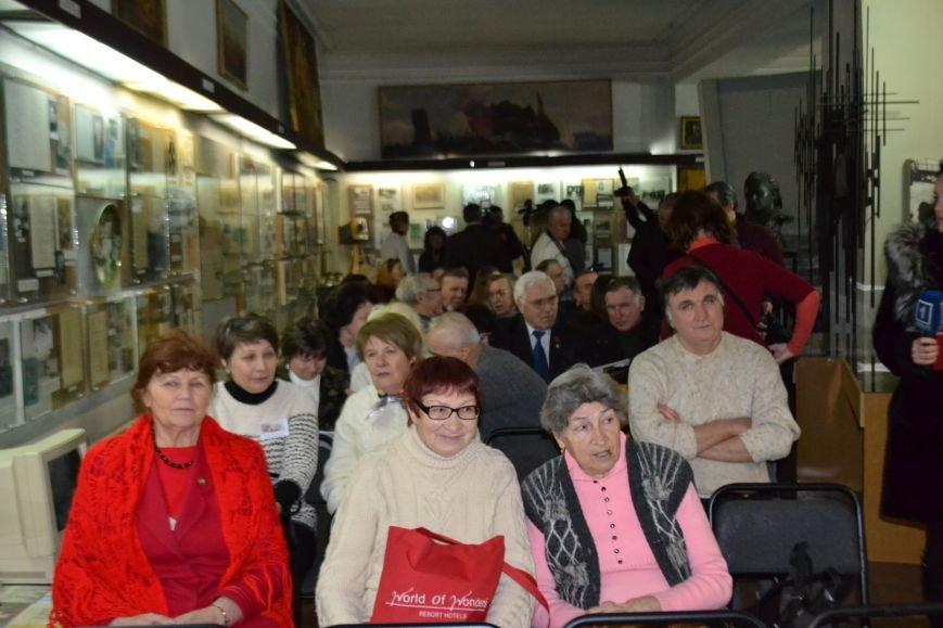 В Кривом Роге открылась выставка работ Александра Васякина (ФОТО), фото-10