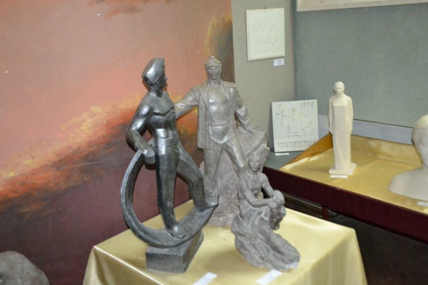 В Кривом Роге открылась выставка работ Александра Васякина (ФОТО), фото-5