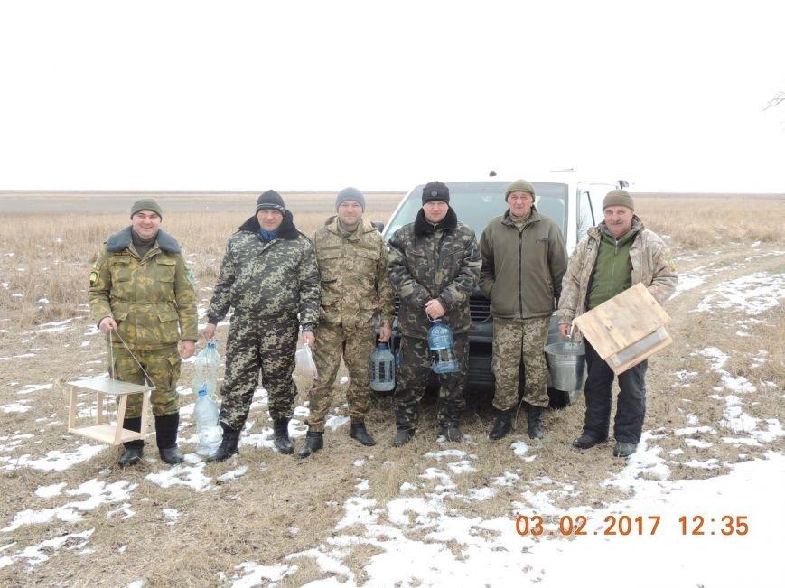 Как пернатых от голодной зимы спасали (фото), фото-3