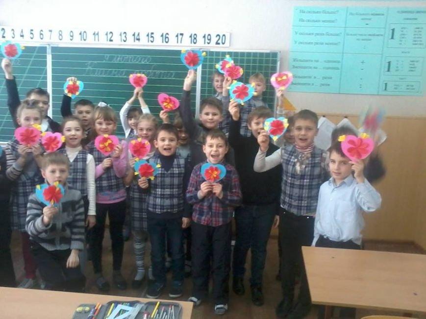 Как дети рукотворную красоту ко Дню Влюбленных создавали (фото), фото-6