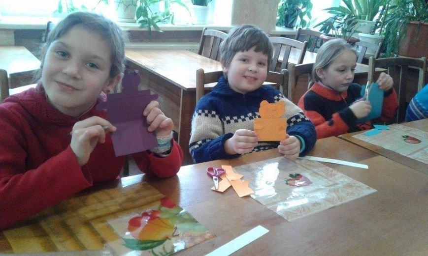 Как дети рукотворную красоту ко Дню Влюбленных создавали (фото), фото-1