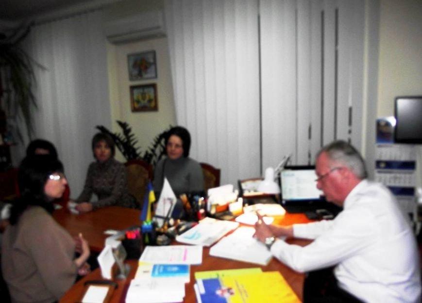 Міський голова провів робочу зустріч, фото-1