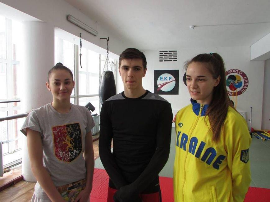 У Новограді-Волинському проходять навчально-тренувальні збори молодіжної збірної команди України з карате, фото-3
