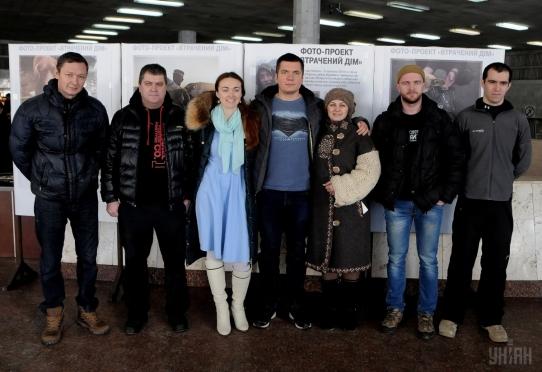 В Киеве открылась фотовыставка брошенных на Донбассе домашних животных, фото-1