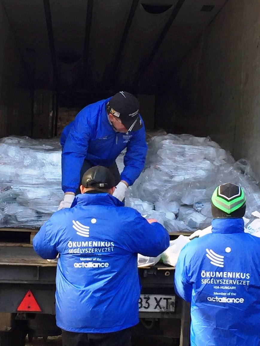 У Херсоні видаватимуть гуманітарні набори 700 переселенцям (фото), фото-2
