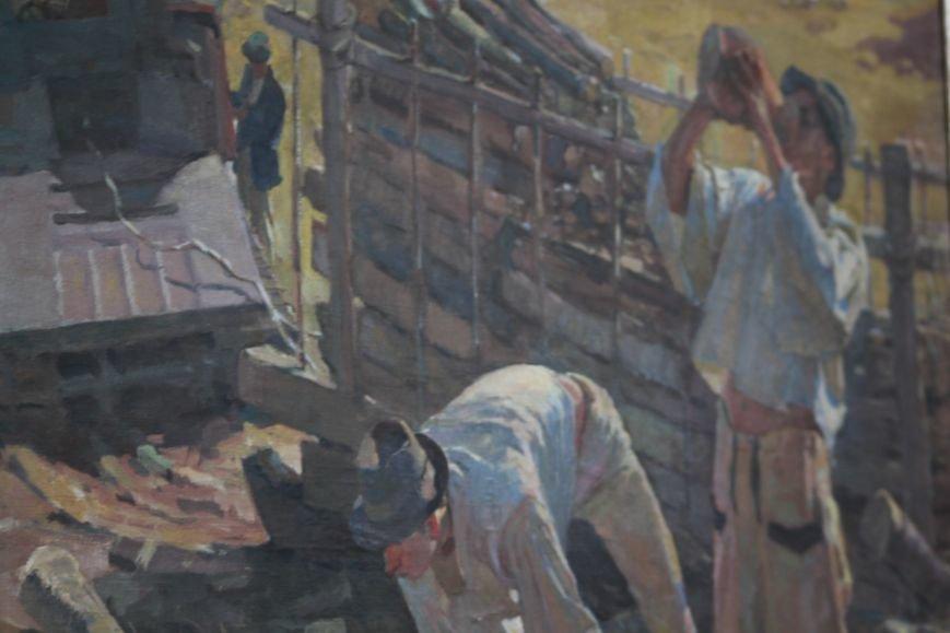 В Ужгороді відкрилася виставка видатного художника Закарпаття Гаврила Глюка: фоторепортаж, фото-6