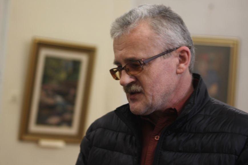 В Ужгороді відкрилася виставка видатного художника Закарпаття Гаврила Глюка: фоторепортаж, фото-9