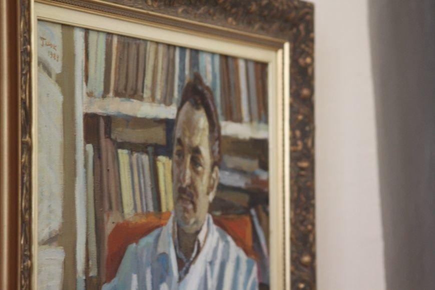 В Ужгороді відкрилася виставка видатного художника Закарпаття Гаврила Глюка: фоторепортаж, фото-18