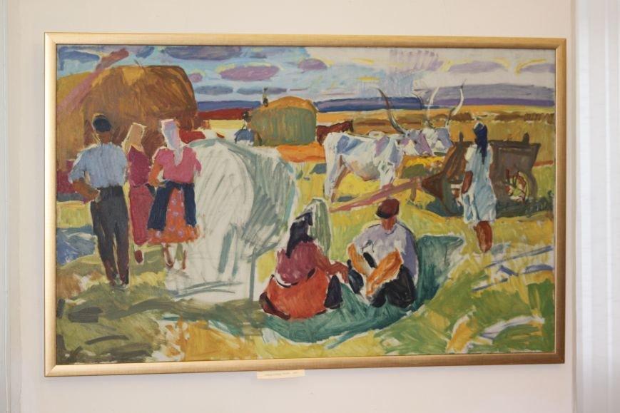 В Ужгороді відкрилася виставка видатного художника Закарпаття Гаврила Глюка: фоторепортаж, фото-4