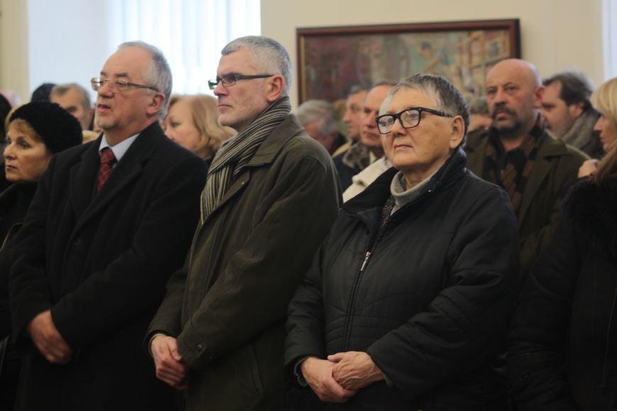 В Ужгороді відкрилася виставка видатного художника Закарпаття Гаврила Глюка: фоторепортаж, фото-3