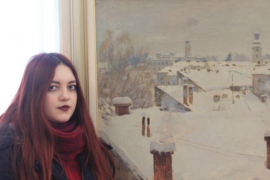 В Ужгороді відкрилася виставка видатного художника Закарпаття Гаврила Глюка: фоторепортаж, фото-7