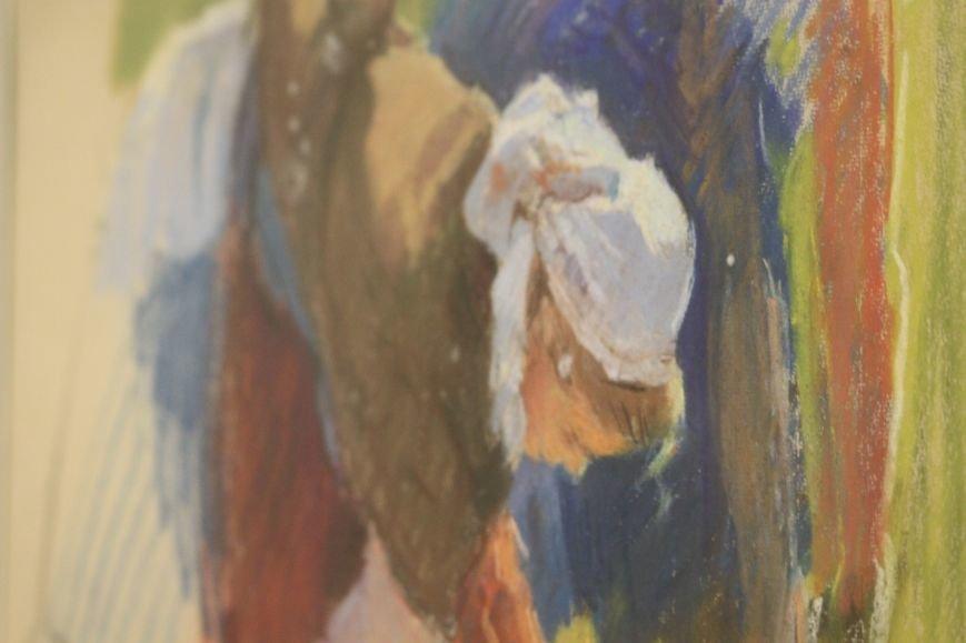 В Ужгороді відкрилася виставка видатного художника Закарпаття Гаврила Глюка: фоторепортаж, фото-14