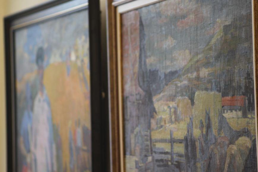 В Ужгороді відкрилася виставка видатного художника Закарпаття Гаврила Глюка: фоторепортаж, фото-24