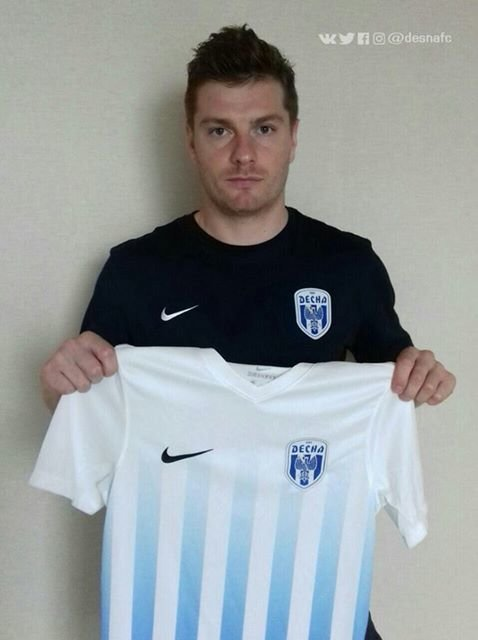 Нападающий из Премьер-лиги перешел в черниговскую «Десну», фото-1