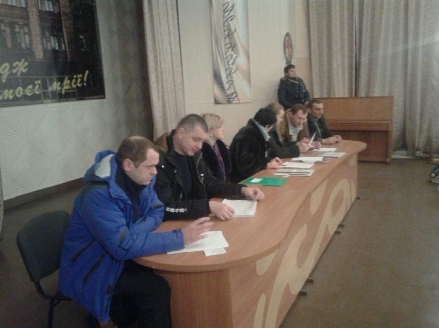 Во время регистрации участников собрания по созданию инициативной группы по отзыву каменских депутатов произошел казус, фото-6