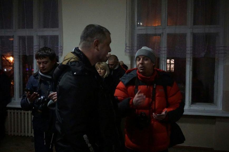 Во время регистрации участников собрания по созданию инициативной группы по отзыву каменских депутатов произошел казус, фото-2