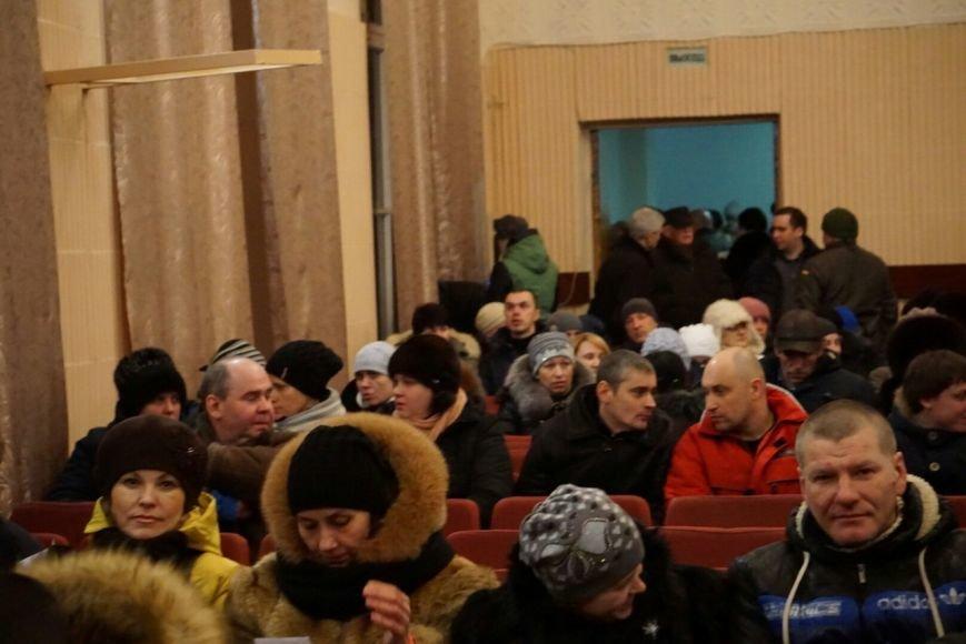 Во время регистрации участников собрания по созданию инициативной группы по отзыву каменских депутатов произошел казус, фото-9
