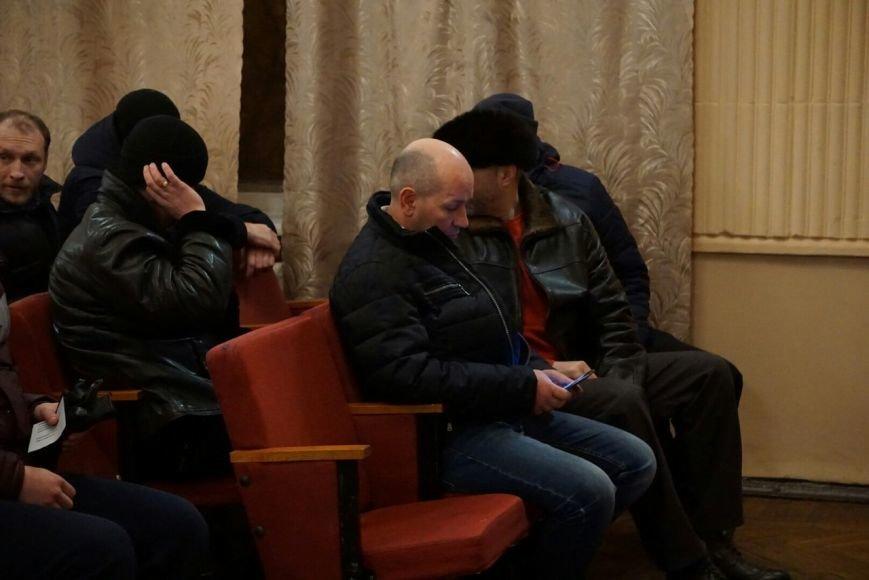 Во время регистрации участников собрания по созданию инициативной группы по отзыву каменских депутатов произошел казус, фото-8