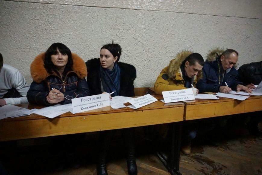Во время регистрации участников собрания по созданию инициативной группы по отзыву каменских депутатов произошел казус, фото-3