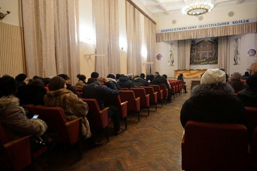 Во время регистрации участников собрания по созданию инициативной группы по отзыву каменских депутатов произошел казус, фото-7