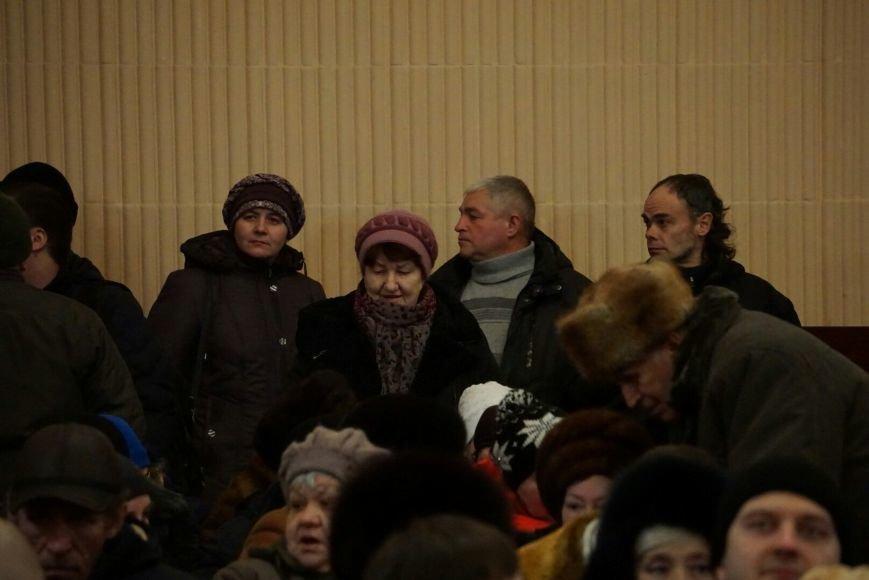 В Каменском собрание народной инициативы по отзыву депутатов прошло с большими странностями, фото-2