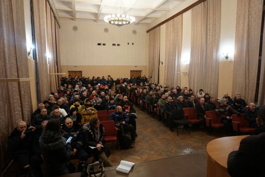 В Каменском собрание народной инициативы по отзыву депутатов прошло с большими странностями, фото-1