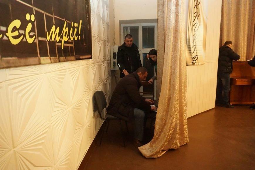 В Каменском собрание народной инициативы по отзыву депутатов прошло с большими странностями, фото-7