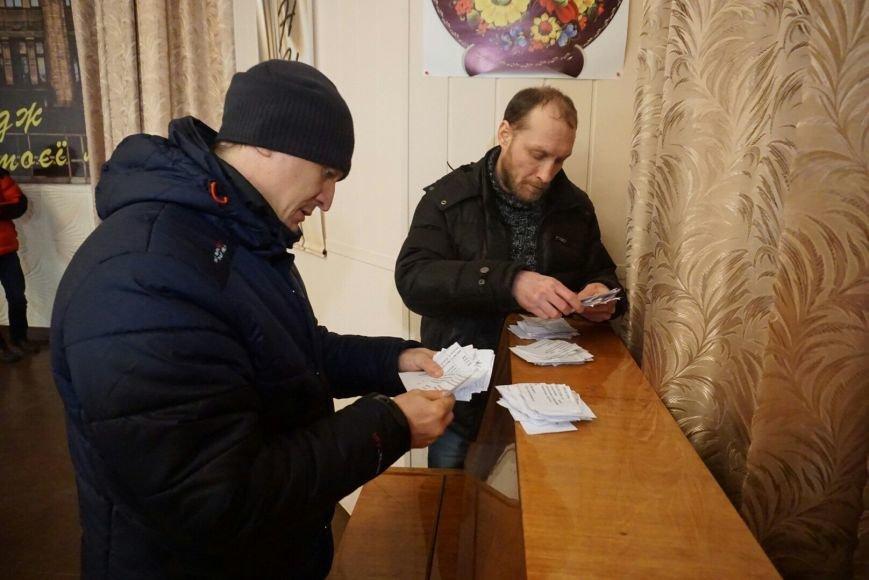 В Каменском собрание народной инициативы по отзыву депутатов прошло с большими странностями, фото-5