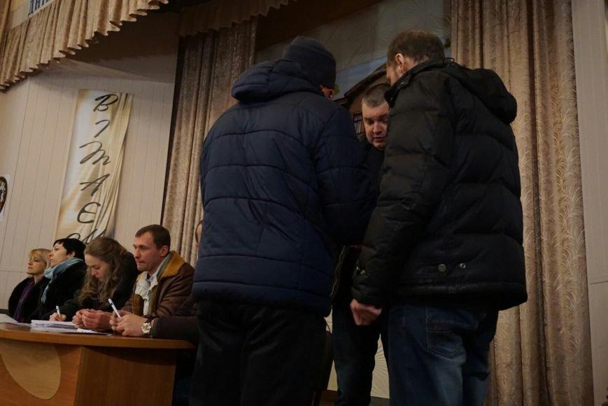 В Каменском собрание народной инициативы по отзыву депутатов прошло с большими странностями, фото-9