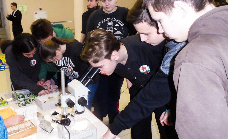 СПбГАУ принял участие в дне Российской науки в Доме молодёжи «Царскосельский», фото-3