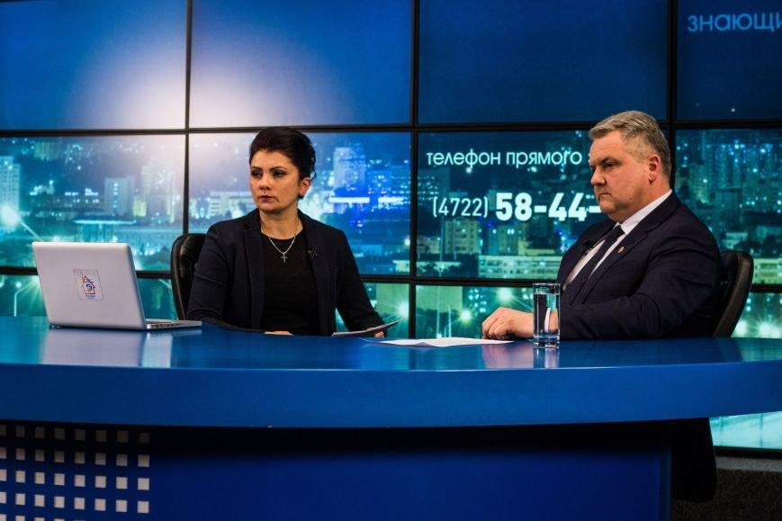 Полчаса с Полежаевым. Как прошёл первый прямой эфир мэра Белгорода, фото-1