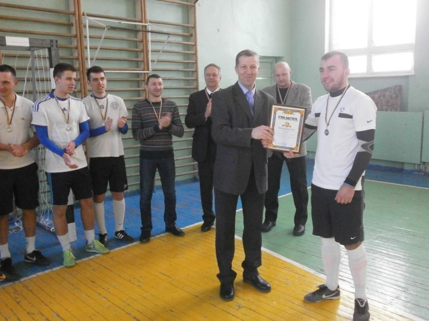 Капитан команды Черненко Сергей