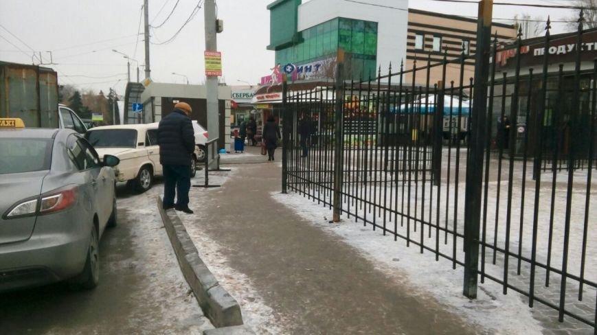 Пригородный автовокзал Ростова-на-Дону обнесли забором, фото-4