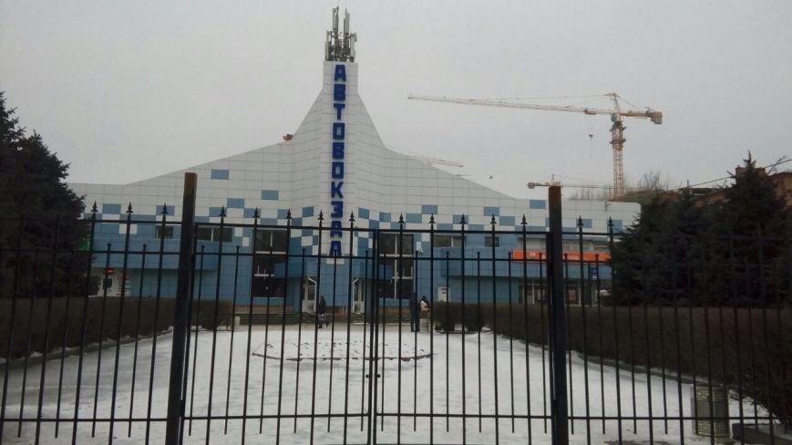 Пригородный автовокзал Ростова-на-Дону обнесли забором, фото-2