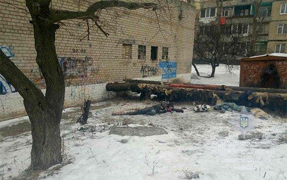 На Днепропетровщине двое парней и 13-летняя девочка забили до смерти бездомного (ФОТО 18+), фото-2
