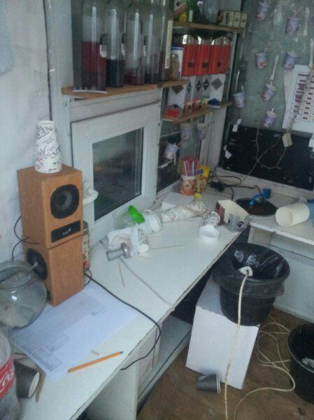 Кошмары на улице Черновола: ограбление кофейни в Вишневом, фото-3
