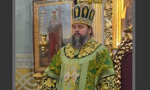 Митрополит Ефрем отметил День Ангела со всей Криворожской епархией, мэром и казаками (ФОТО), фото-6