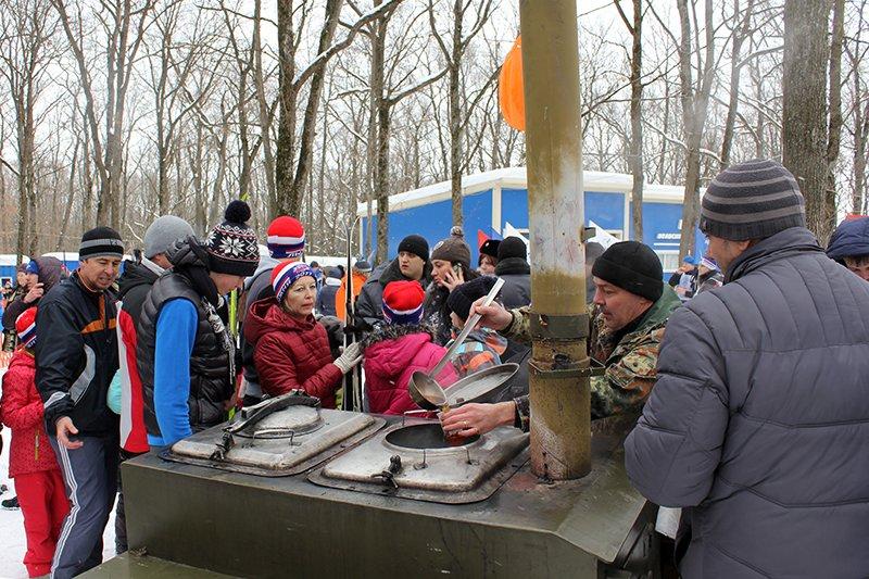 «Лыжня России» собрала в Белгороде почти четыре тысячи участников, фото-15