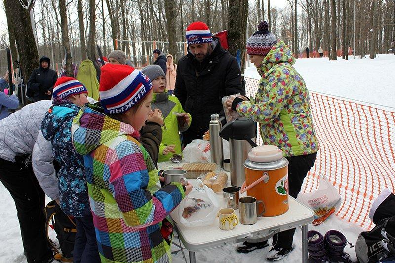 «Лыжня России» собрала в Белгороде почти четыре тысячи участников, фото-14