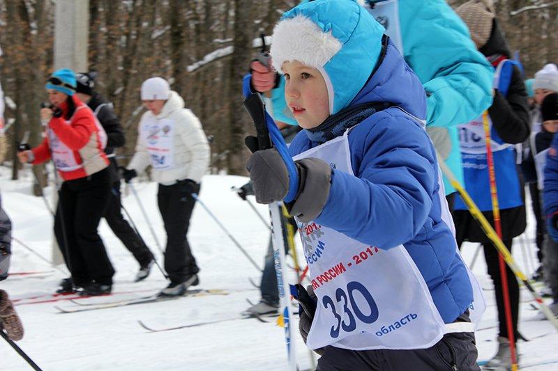 «Лыжня России» собрала в Белгороде почти четыре тысячи участников, фото-7
