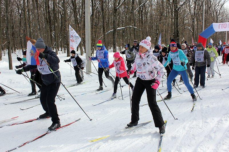 «Лыжня России» собрала в Белгороде почти четыре тысячи участников, фото-6