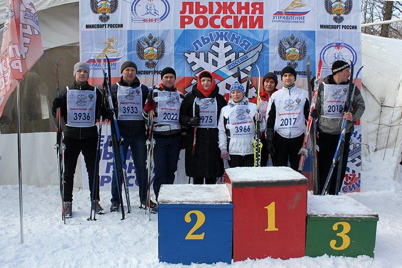 «Лыжня России» собрала в Белгороде почти четыре тысячи участников, фото-16