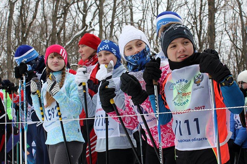 «Лыжня России» собрала в Белгороде почти четыре тысячи участников, фото-4