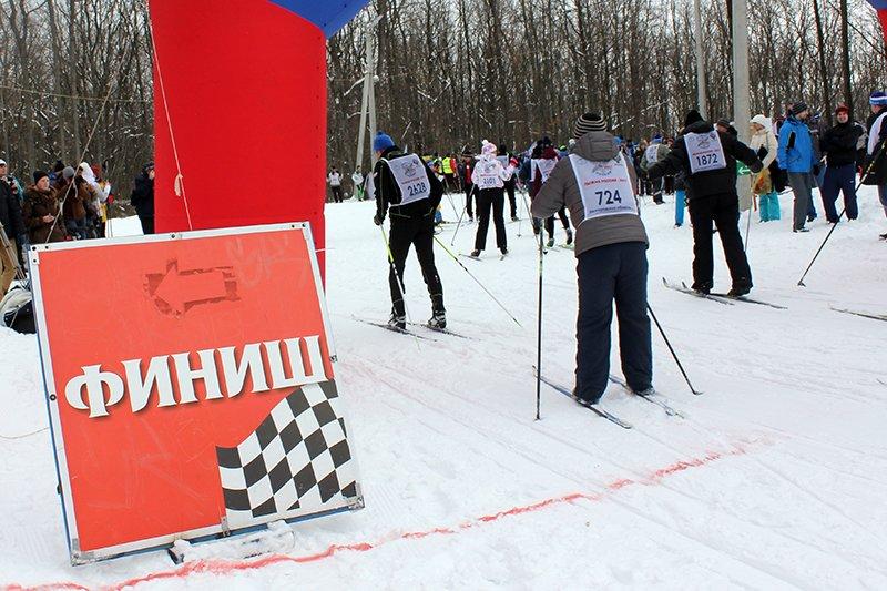 «Лыжня России» собрала в Белгороде почти четыре тысячи участников, фото-11