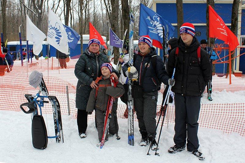 «Лыжня России» собрала в Белгороде почти четыре тысячи участников, фото-17