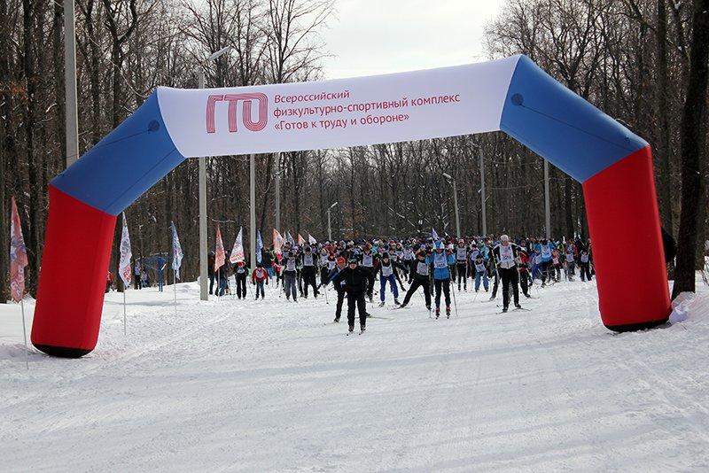 «Лыжня России» собрала в Белгороде почти четыре тысячи участников, фото-5