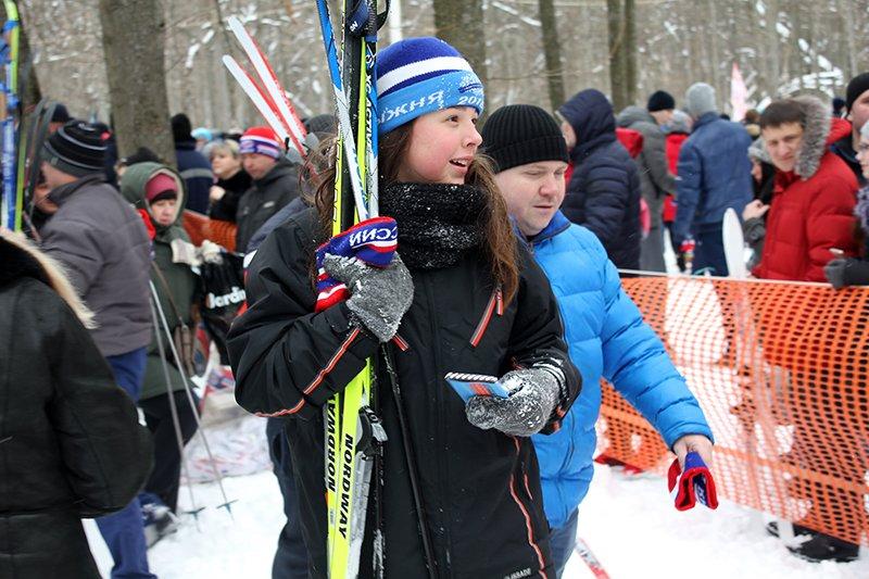 «Лыжня России» собрала в Белгороде почти четыре тысячи участников, фото-13