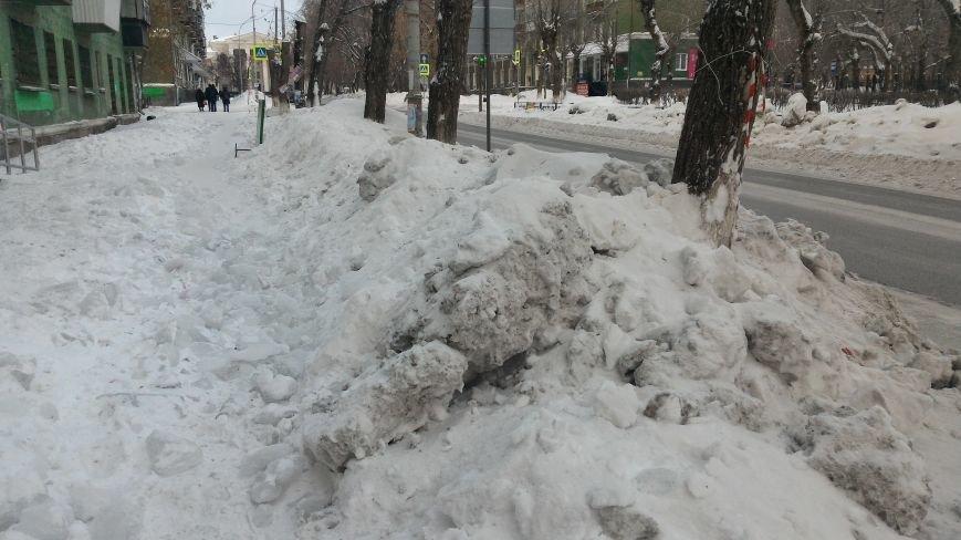 Условно проходимый тротуар, фото-1