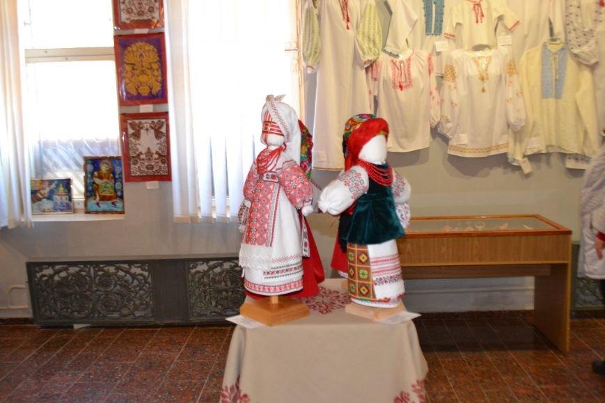 В Кривом Роге открылась выставка народного искусства (ФОТО), фото-4