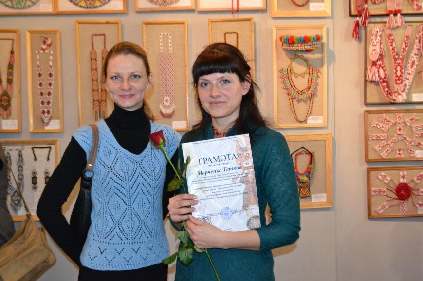 В Кривом Роге открылась выставка народного искусства (ФОТО), фото-12